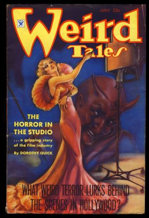 Beyond the Black River in Weird Tales May and June 1935. Robert E. Howard