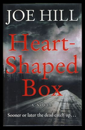 Heart-Shaped Box. Joe Hill.