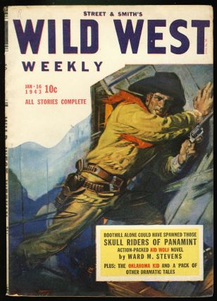 Street & Smith's Wild West Weekly January 16, 1943. Authors