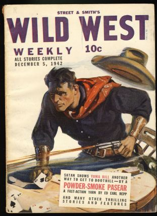 Street & Smith's Wild West Weekly December 5, 1942. Authors