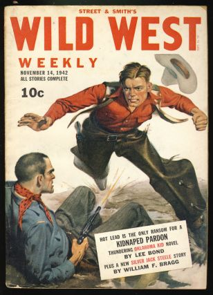 Street & Smith's Wild West Weekly November 14, 1942. Authors