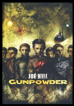 Gunpowder. Slipcased Signed Lettered Edition.