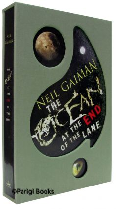 The Ocean at the End of the Lane. (Signed Limited Edition in Slipcase).