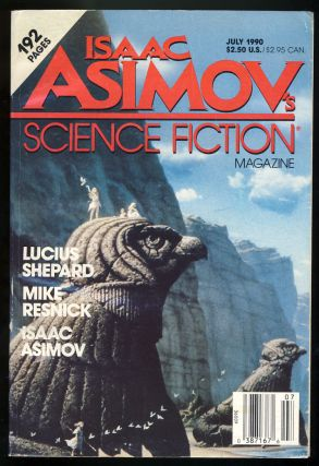 The Manamouki in Isaac Asimov's Science Fiction Magazine July 1990. Michael D. Resnick.
