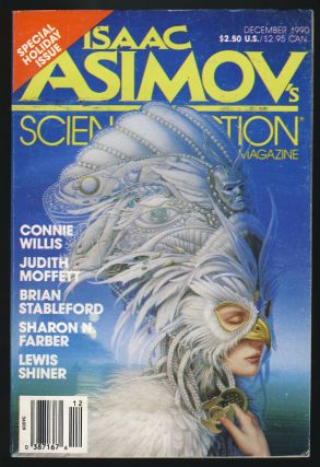 Cibola in Isaac Asimov's Science Fiction Magazine December 1990. Connie Willis.