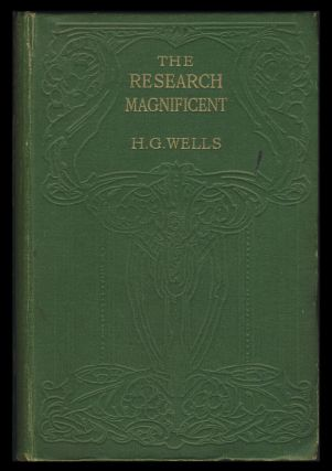 The Research Magnificent. Herbert George Wells.