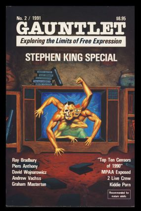 Gauntlet No. 2 - Stephen King Special. Barry Hoffman, ed.