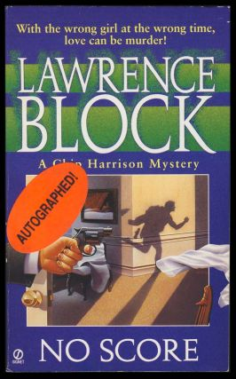 No Score: A Chip Harrison Novel. Lawrence Block.