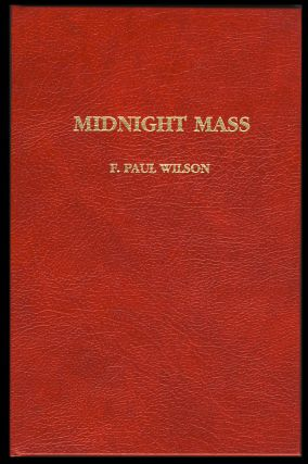 Midnight Mass. (Leather Bound Signed Limited Edition). F. Paul Wilson
