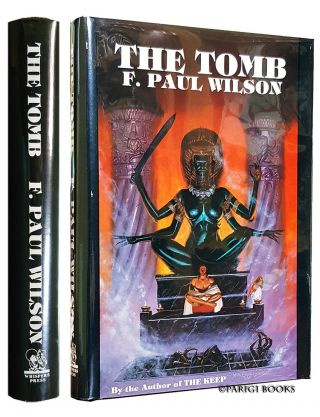 The Tomb. (Signed Limited Edition).