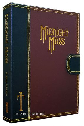 Midnight Mass. (Traycased Leather Bound Lettered Edition