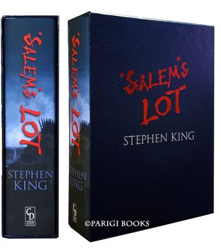 Salem's Lot. Deluxe Slipcased Gift Edition.