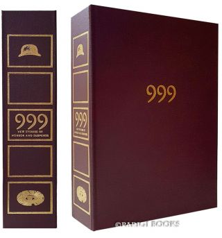 999: New Stories of Horror and Suspense. (Signed Lettered Edition in Traycase). Al Sarrantonio,...
