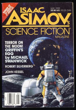 Isaac Asimov's Science Fiction Magazine May 1992. Gardner Dozois, ed