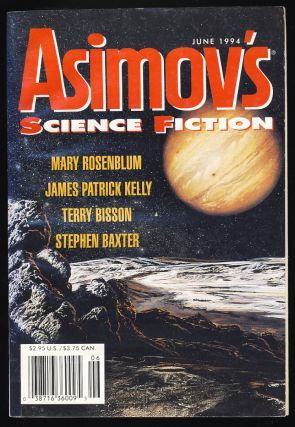 Isaac Asimov's Science Fiction Magazine June1994. Gardner Dozois, ed