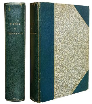 The Works of Alfred Lord Tennyson, Poet Laureate. Alfred Tennyson