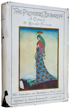 The Princess Zoubaroff. Ronald Firbank.