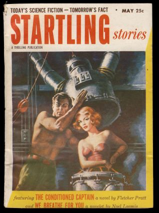 The Conditioned Captain in Startling Stories May 1953. Fletcher Pratt.