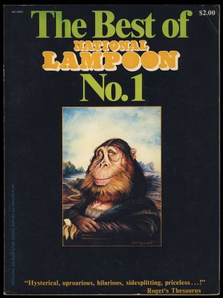 The Best of National Lampoon No. 1. Douglas C. Kenney, ed