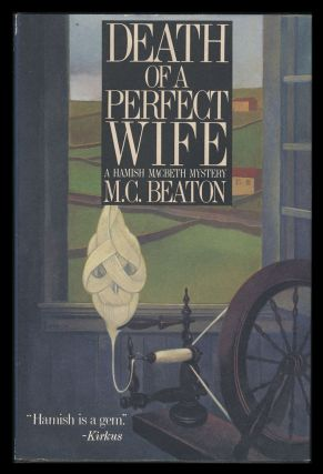 Death of a Perfect Wife. M. C. Beaton, Marion Chesney