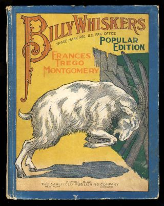 Billy Whiskers. Frances Trego Montgomery.