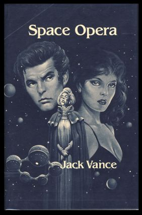 Space Opera. (Signed Limited Edition). Jack Vance