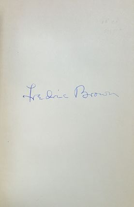 Space on My Hands. (Signed First Edition).