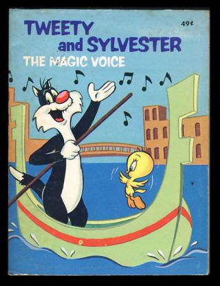 Tweety and Sylvester: The Magic Voice. Laura French, Rita Ritchie.