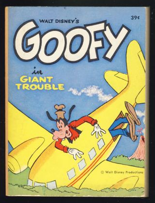 Goofy in Giant Trouble. Don Christensen
