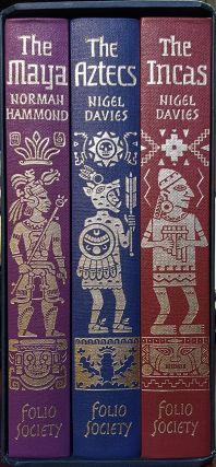 Empires of Early Latin America Complete Set in Slipcase. (The Maya. The Aztecs. The Incas.)....