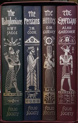 Empires of the Ancient Near East Complete Set in Slipcase. (The Babylonians. The Persians. The...