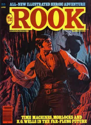The Rook Magazine No. 3. Will Richardson, Lee Elias, Alex Toth