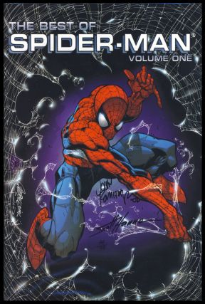The Best of Spider-Man Volume 1. (Dynamic Forces Signed Edition.). J. Michael Straczynski, John...