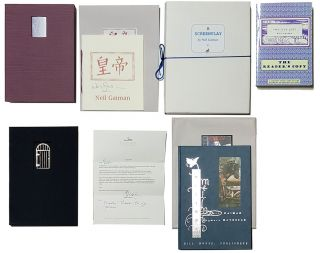 The Hill House Neil Gaiman Author's Preferred Complete Limited Edition Set with Matching Numbers....
