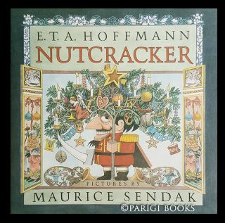 Nutcracker. (Limited Edition Proofs, Uncorrected Proofs, Original Invitations).
