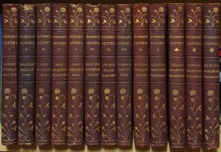 John L. Stoddard's Lectures Complete in Ten Volumes with Three Supplementary Volumes. John L. Stoddard.