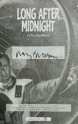 Long After Midnight. (Signed Numbered Edition in Slipcase).