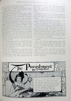 The First Knife in the World in St. Nicholas: An Illustrated Magazine for Young Folks Volume XXXVII, November, 1909, to April, 1910. (Also Includes May to October 1910).