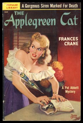 The Applegreen Cat. Frances Crane