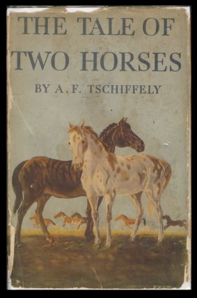 The Tale of Two Horses. (Signed by Jacqueline Kennedy at Age 10).