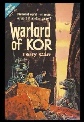The Star Wasps. / Warlord of Kor. Robert Moore / Carr Williams, Terry.