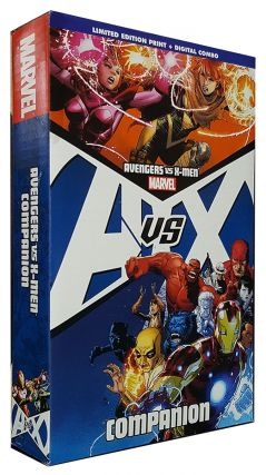 Avengers Vs. X-Men Companion. (Limited Edition New in Box). Brian Michael Bendis, Jason Aaron
