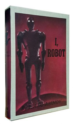 A Complete Set of the First Edition Library Science Fiction Series. (I, Robot. Earthman Come Home. The Golden Apples of the Sun. Who Goes There? Beyond This Horizon. Shambleau. Star Man's Son. The Fairy Chessmen. Dreadful Sanctuary. Grey Lensman. The Weapon Makes. Player Piano. The Legion of Space.)