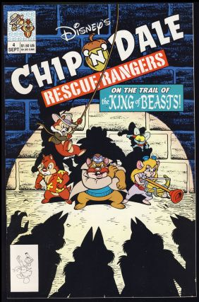 Chip 'n' Dale Rescue Rangers Complete Nineteen Issue Series.