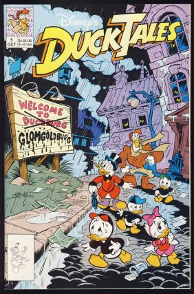 Ducktales Complete Eighteen Issue Series.