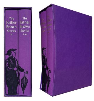 The Father Brown Stories. (Two Volume Set). G. K. Chesterton