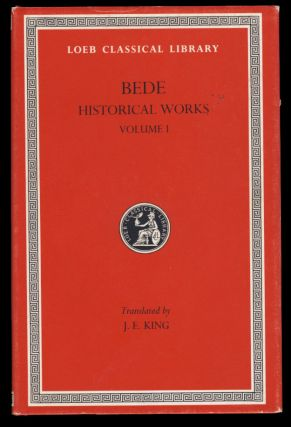 Historical Works Volume I and II. Bede