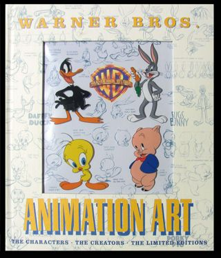 Warner Bros. Animation Art: The Characters - The Creators - The Limited Editions. Jerry Beck,...