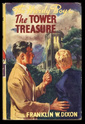 The Hardy Boys #1: The Tower Treasure. Franklin W. Dixon
