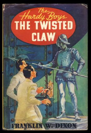 The Hardy Boys #18: The Twisted Claw. Franklin W. Dixon